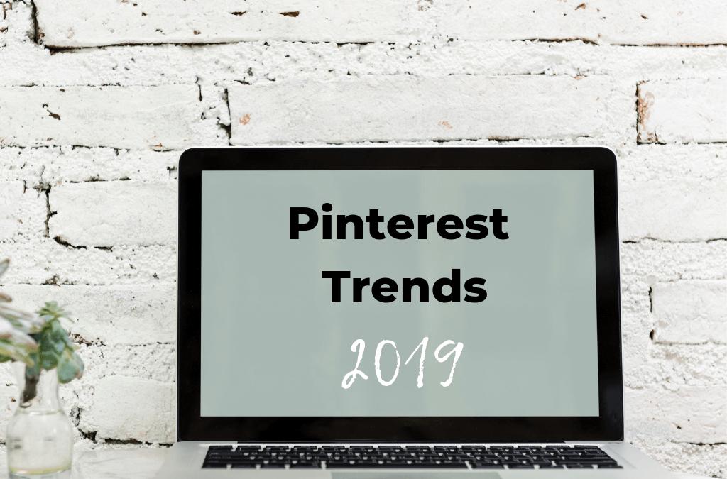 Das sind die Pinterest Trends für 2019