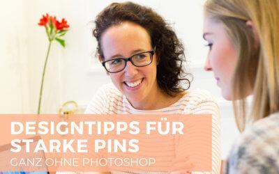 🎙Designtipps für starkes Pinterest Marketing – ganz ohne Photoshop | Pinsights Podcast #03