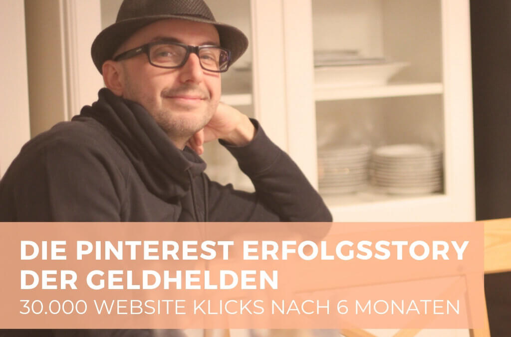 🎙Pinterest Best Case Study: 2 Millionen Betrachter & 30.000 Website Klicks | Pinsighst Podcast #005