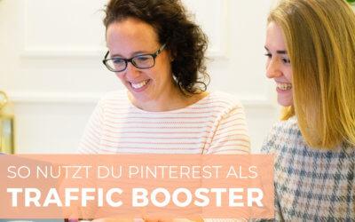 🎙So nutzt du Pinterest als Traffic Booster | Pinsights Podcast #02