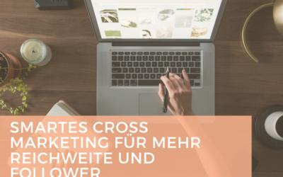 Smarte Cross Marketing & Community Aktivierung Strategien auf Pinterest von Laura Malina Seiler