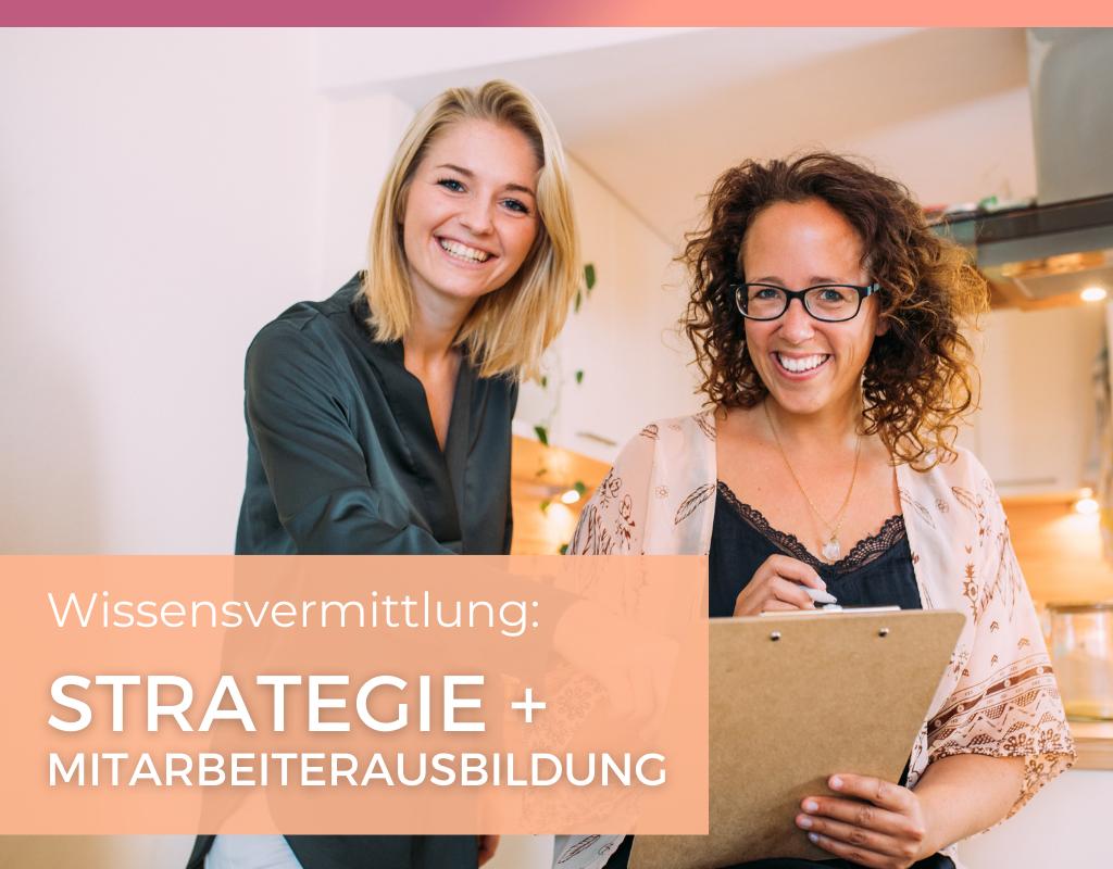 Die auf dem Bild zu sehenden Pinterest Expertinnen Natalie Stark und Franziska von Lienen sind die Gründerinnen der deutschen Pinterest Marketing Agentur Skana Media. Wir unterstützen dich u.a. bei der Entwicklung deiner Pinterest Strategie und bilden deine Mitarbeiter zu Pinterest Experten aus. Schreib uns gerne eine Mail an mail@skanamedia.de.